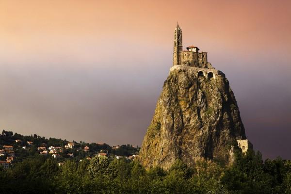 Capilla de Saint Michel d'Aiguilhe, Francia