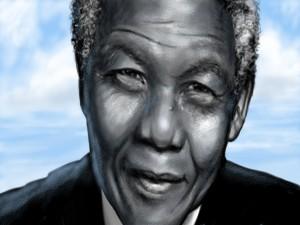 Postal: Descanse En Paz (DEP) Nelson Mandela