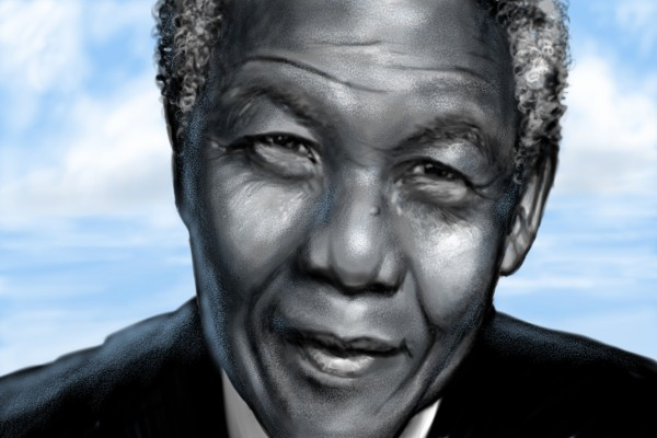Descanse En Paz (DEP) Nelson Mandela