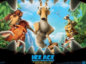 Personajes de Ice Age, Dawn of the Dinosaurs