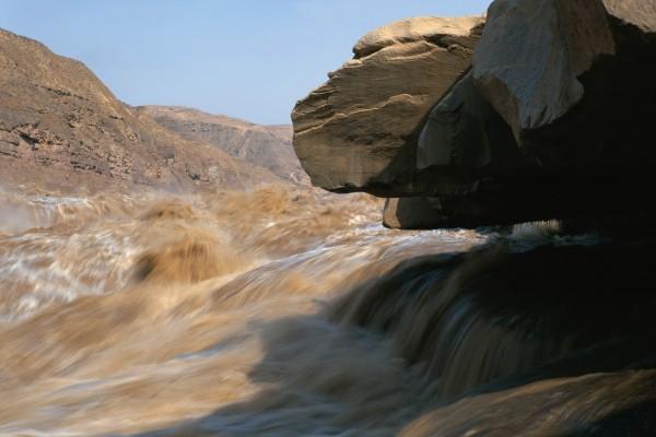 Torrente de agua