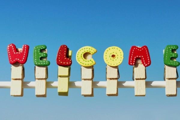 Bienvenido
