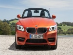 BMW Z4 naranja
