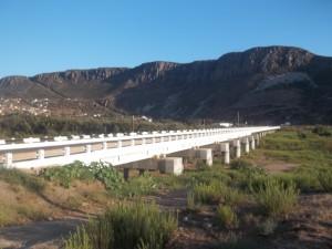 Postal: El puente La Misión