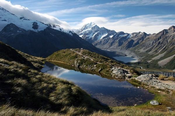 Parque nacional Aoraki/Mount Cook (Nueva Zelanda)