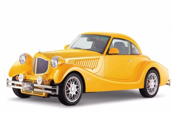 Bufori La Joya, amarillo