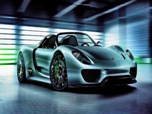 Postal: Porsche 918 Spyder