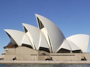 Postal: Casa de la Ópera de Sídney