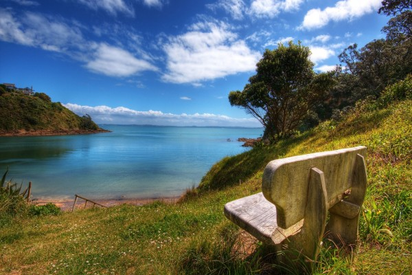 Lugar perfecto para contemplar el mar