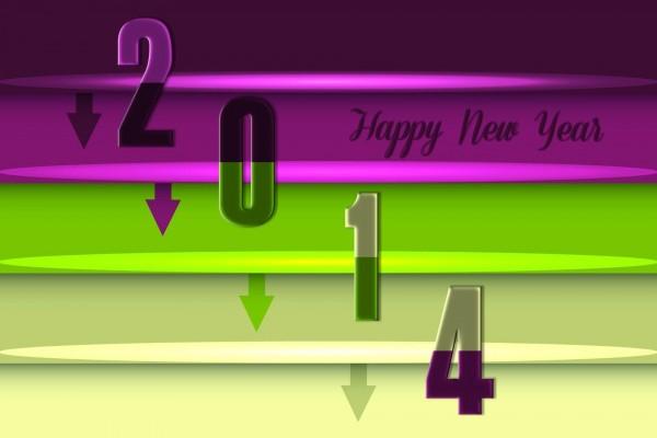 ¡Feliz Año 2014!