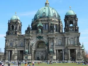 Postal: Catedral de Berlín