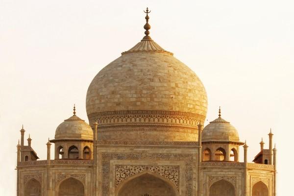 Bóvedas del Taj Mahal
