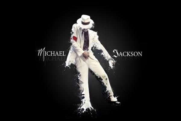 Michael Jackson, baile líquido