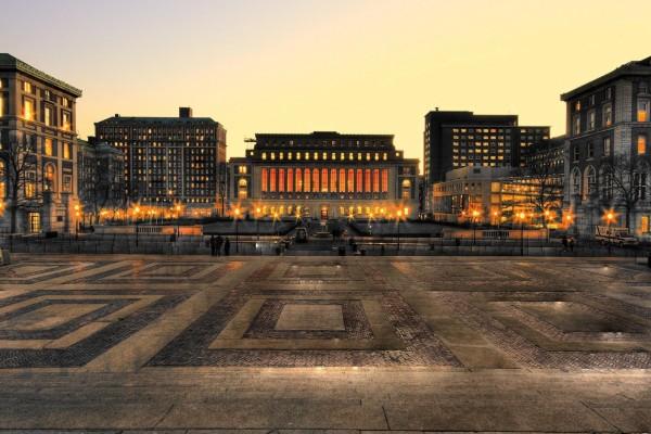 Biblioteca Butler, Universidad de Columbia (Nueva York)