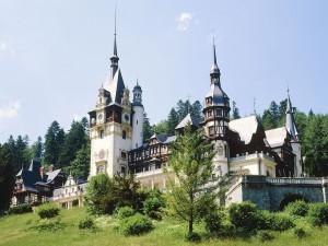 Postal: Castillo Peles (Rumania)