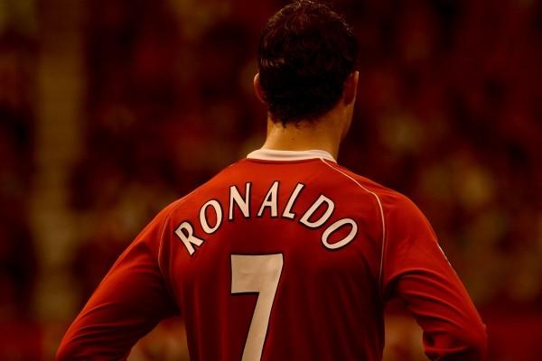 Cristiano Ronaldo en el Manchester United F. C.