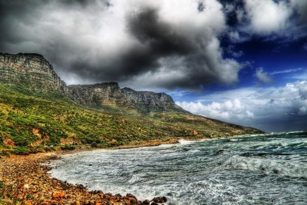 Mar y montaña