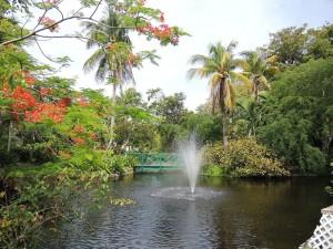 Postal: El Jardín de las Arboledas