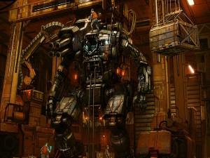 Postal: Construyendo un robot