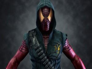 Postal: Spiderman, armado y peligroso