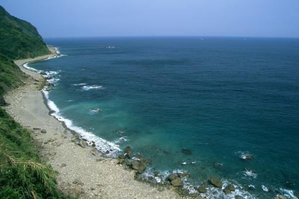 Playa de piedras