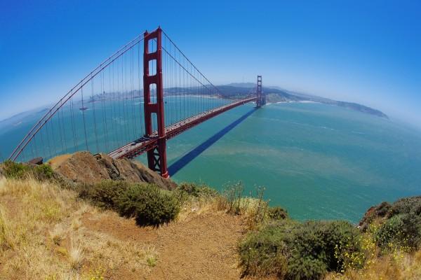 El puente de lado a lado