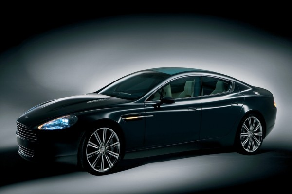 Elegante Aston Martin