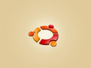 Postal: Logo Ubuntu
