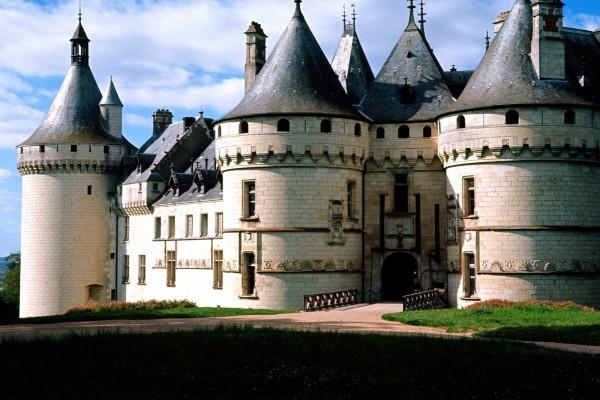 Castillo de Chaumont, Francia