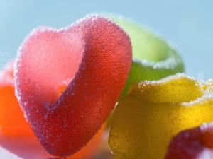Gominolas de azúcar