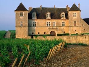 Château de Clos de Vougeot, Francia