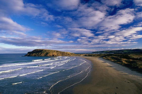 Cannibal Bay, The Catlins (Nueva Zelanda)