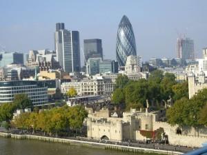 Postal: La City de Londres
