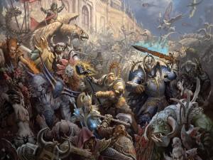 Batalla épica