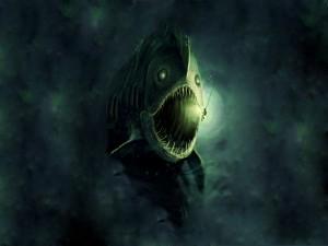 En la boca del monstruo