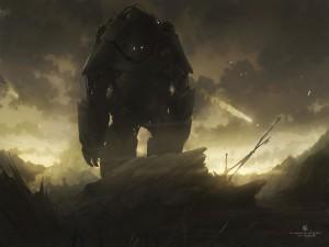 Postal: El gigante robot