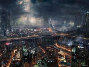Postal: Cyberpunk City