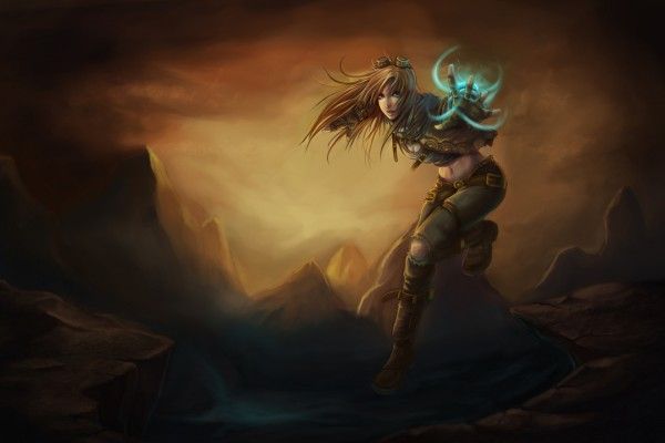 Ezreal, el explorador pródigo (League of Legends)