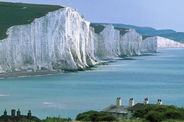 Acantilado de Seven Sisters, Sussex (Inglaterra)
