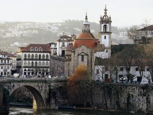 Postal: Amarante, Portugal