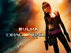 Dragonball Evolution (Bulma)
