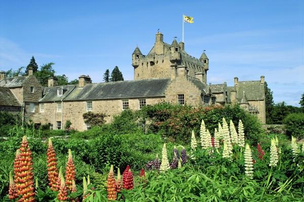 Castillo Cawdor, Escocia