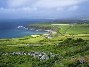 Postal: Costa en Irlanda