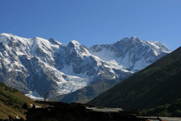 Monte Shkhara