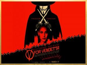 Postal: V de Vendetta