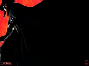 Postal: Película V de Vendetta