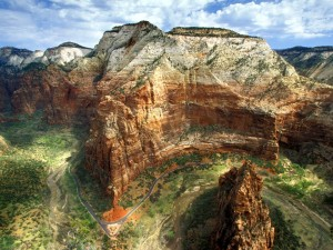 Postal: Parque nacional Zion, Utah