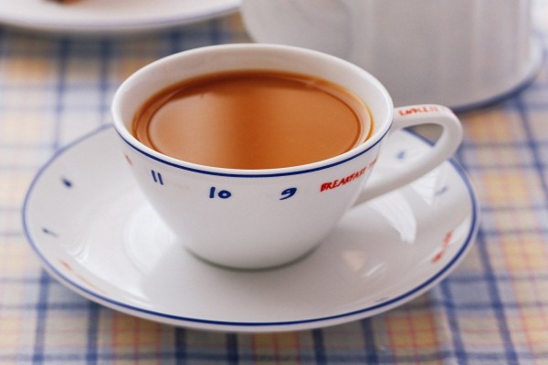 El café del desayuno