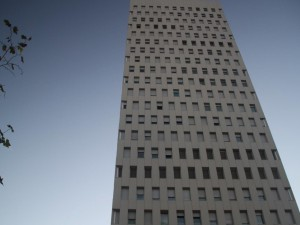 Postal: Rascacielos