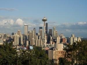 Edificios de la ciudad de Seattle